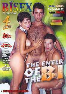 The Enter Of The Bi Box Cover