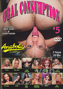 Oral Consumption #5 Box Cover