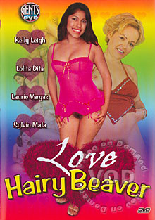 Love Hairy Beaver Box Cover