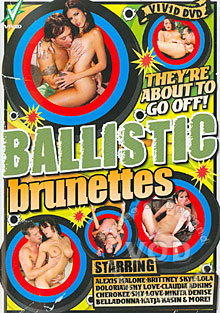 Ballistic Brunettes Box Cover