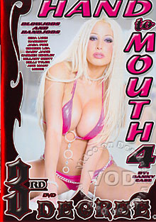 Hand To Mouth 4 Box Cover