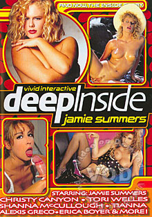 Deep Inside Jamie Summers Box Cover