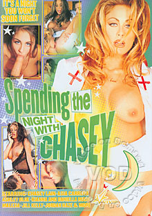 Spending The Night With Chasey Box Cover