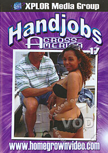 Handjobs Across America 17 Box Cover