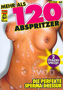 The Very Best of Sperma Gang Bang 2 Box Cover
