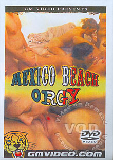 Mexico Beach Orgy Box Cover