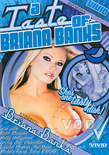 A Taste Of Briana Banks Box Cover