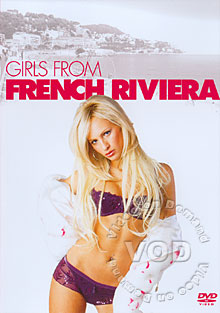 Girls From French Riviera Box Cover
