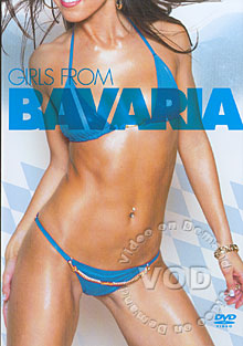 Girls From Bavaria Box Cover