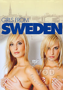 Girls From Sweden Box Cover
