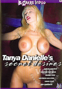 Tanya Danielle's Secret Desires Box Cover