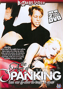The Art Of Spanking Box Cover