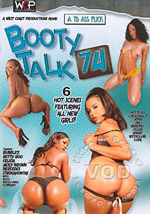 Booty Talk 74 Box Cover