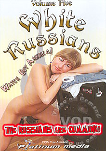 White Russians Volume 5 Box Cover