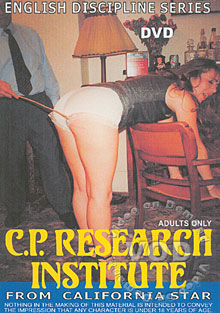 English Discipline Series - CP Research Institute Box Cover