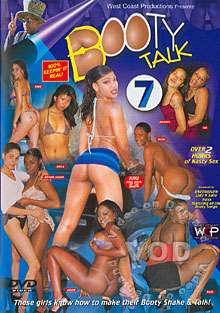 Booty Talk 7 Box Cover