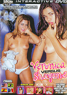 Veronica Versus Shayane Box Cover