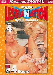 LesbiaNation Vol 4 - Boffin Blondies Box Cover