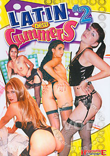 Latin New Cummers #2 Box Cover