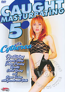 Caught Masturbating 5 Box Cover