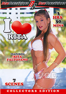 I Love Rita Box Cover