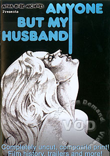 Anyone But My Husband Box Cover