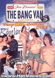The Bang Van #3 Box Cover