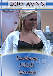 2007 AVN Interview - Emilianna Box Cover