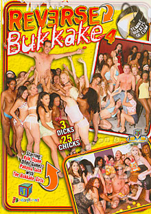 Reverse Bukkake 4 Box Cover