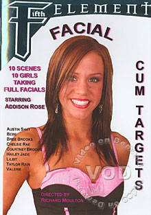 Facial Cum Targets Box Cover