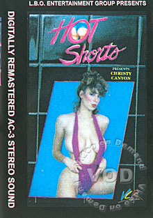 Hot Shorts Presents Christy Canyon Box Cover