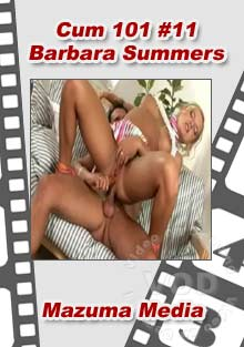 Cum 101 #11 - Barbara Summers Box Cover