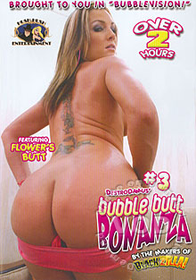Bubble Butt Bonanza #3 Box Cover