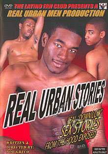 Real Urban Stories Box Cover