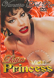 Latin Princess Box Cover