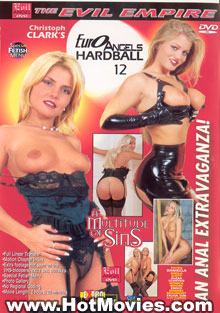 Euro Angels Hardball 12: A Multitude Of Sins Box Cover