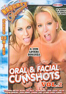 Oral & Facial Cumshots Vol. 2