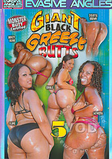Giant Black Greeze Butts 5 Box Cover