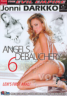 Angels Of Debauchery 6 Box Cover