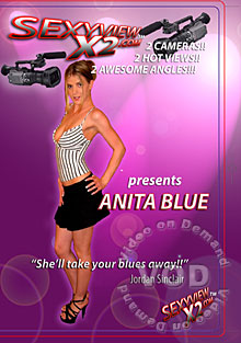 SexyView X2 Presents - Anita Blue Box Cover