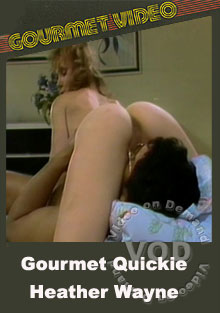 Gourmet Quickie - Heather Wayne Box Cover