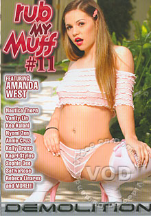 Rub My Muff #11 Box Cover
