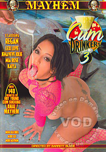 Cum Drinkers 3 Box Cover