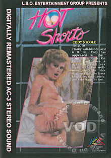 Hot Shorts Presents Cody Nicole Box Cover