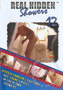 Real Hidden Showers 12 Box Cover