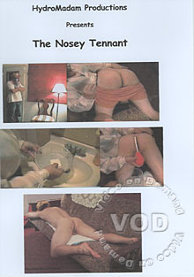 The Nosey Tennant Box Cover