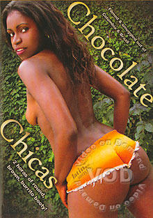 Chocolate Chicas Box Cover