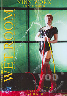 Wet Room Volume One Box Cover