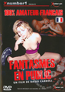 Fantasmes En Public Box Cover