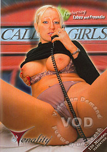 Call Girls Box Cover
